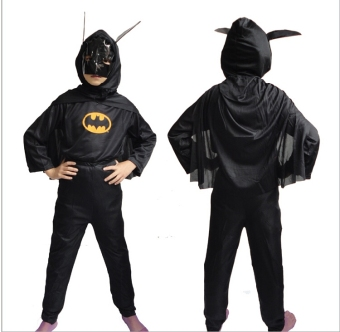 Batman Halloween children's dance children's clothing