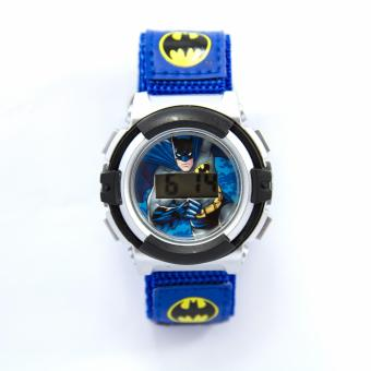 Batman LCD Watch with Velcro Strap