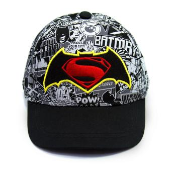 Batman-Superman Baseball Cap