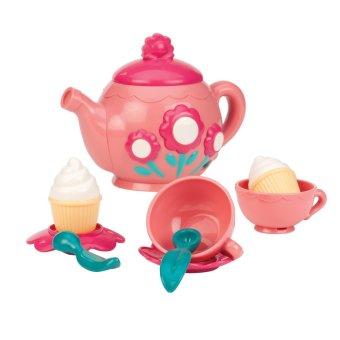 Battat Musical Tea Set (Multicolor)