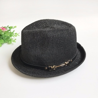 Bear Fashion Baby Summer Elegant Sun Boys Girls Hats Caps - intl