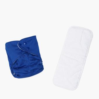 Belle & Coco Cloth Diaper (Blue)