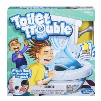 Below SRP Toilet Trouble Party Game - 2