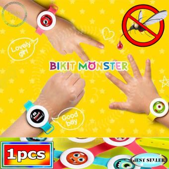 Bikit Guard Watch Insect Repellent Assorted