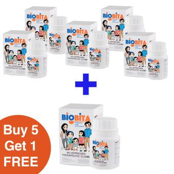 Biobita Food Supplement Granules 50g Buy 5 Get 1 Free