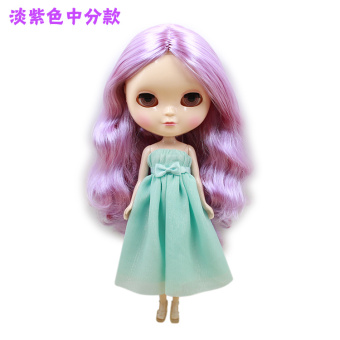 Blythe celebrity inspired Binger doll small cloth doll
