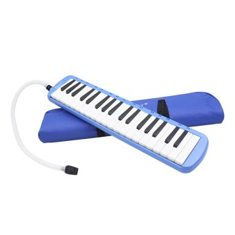 BolehDeals 37 Key Melodica Musical Instrument With Carry Bag Blue Price Philippines