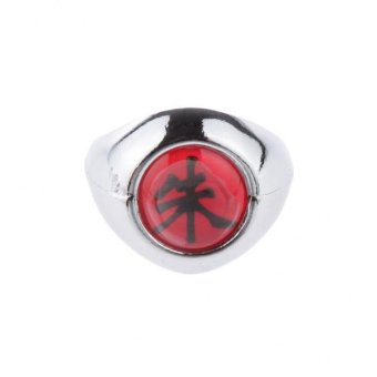 BolehDeals Zhu Ring For Naruto Akatsuki Members Cosplay - intl