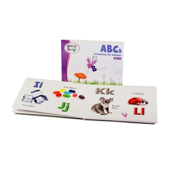 Brainy Baby ABCs Board Books