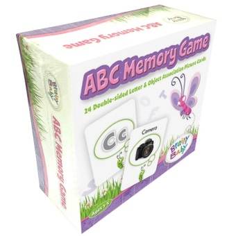 Brainy Baby ABCs Memory Game (Puzzles and Games) Price Philippines