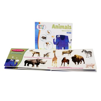 Brainy Baby Animals Board Books