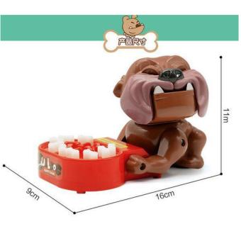 Bulldog Happy Game/Beware of Dog/KIDS TOY FUN GAME