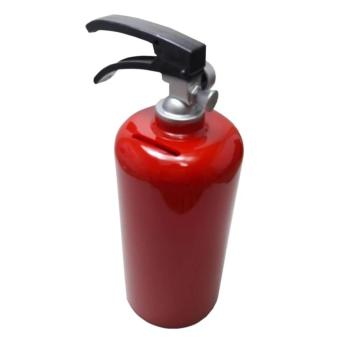 (BUY ONE TAKE ONE) Coin Bank Fire Extinguisher Design Red No.MT53 - 3