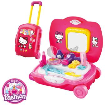 Candy Online Make Up Play Set Luggage Suitcase