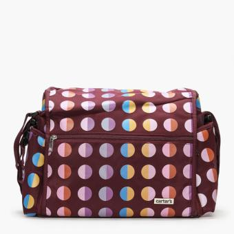 Carter's Polka Diaper Bag (Maroon) Price Philippines