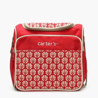Carter's Square Diaper Bag (Red) Price Philippines