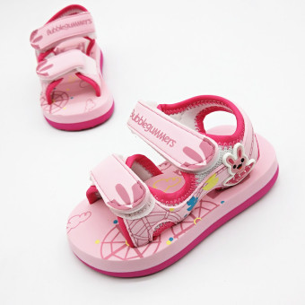 Cartoon summer children's men and women baby sandals