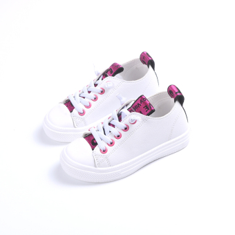 Casual girl's student shoes New style children's shoes