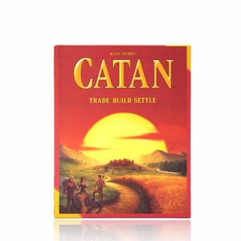 Catan Board Game English Version Card Game Settles Of Catan For 4Players - intl