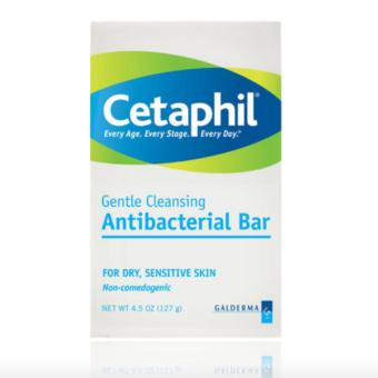 Cetaphil Gentle AntiBacterial Soap Bar 127g