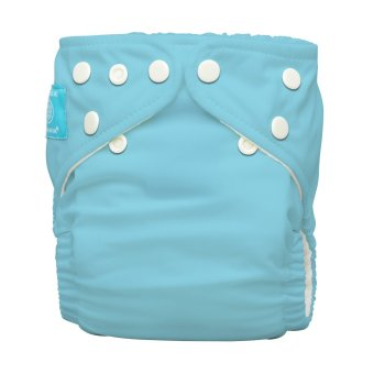 Charlie Banana CB Blue 2-in-1 Cloth Baby Diaper with Insert