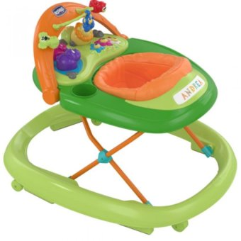 Chicco Walky Talky Baby Green Wave