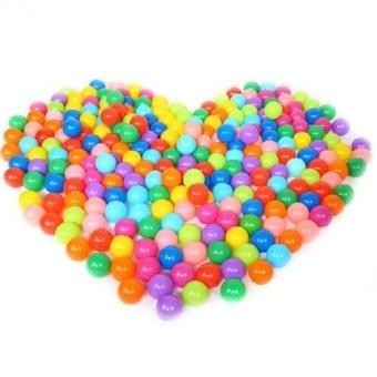 Children 200pcs Swim Colorful Soft Plastic Ocean Ball(color random)- intl - 3