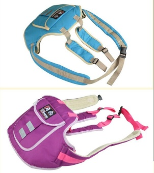 Children Motorcycle Bicycle Riding Safety Belt Electric car childprotection locomotive safety belt - red - intl - 3
