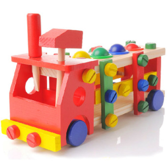Children's Early Childhood Yi Zhi disassembly toys