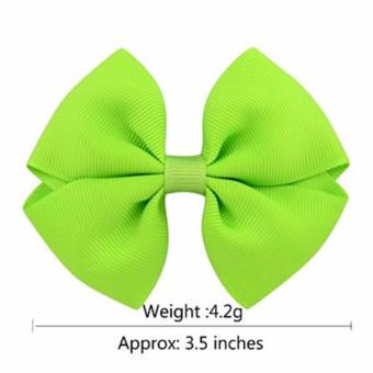 Chillax Shoppe Faye Hair Bow (3pcs per set) - 3