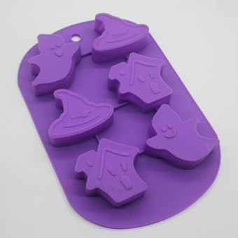 Chocolate Halloween series mechanism Mold