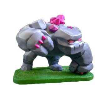 Clash of Clans COC Golem Action Figure