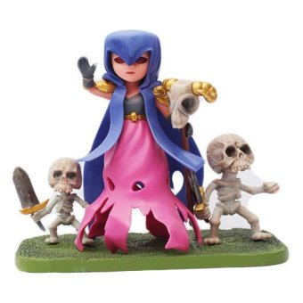 Clash of Clans COC Witch Figure