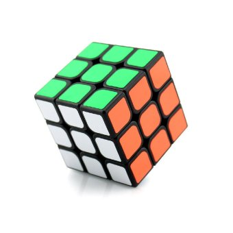 Classic Magic Rubics Style Cube Kids Fun Puzzle Game Rubiks Style Toy Game
