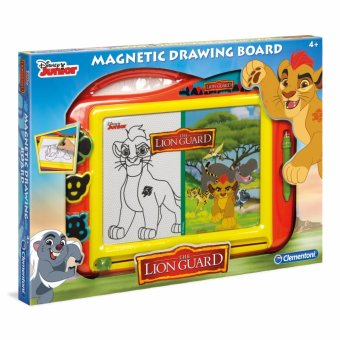 Clementoni Magnetic Drawing Board Lion Guard Price Philippines
