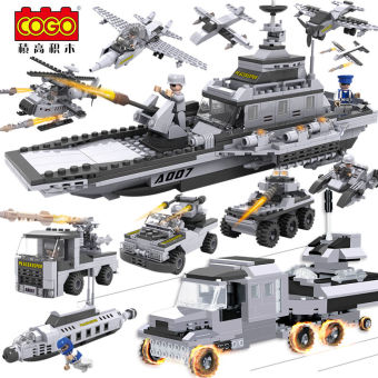 COGO Kids' Intelligent Building Blocks