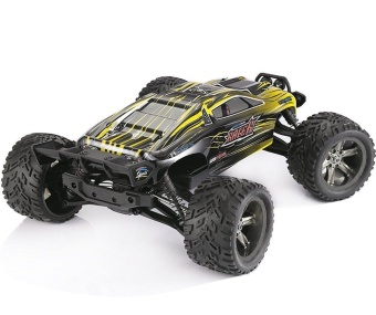Colof 1/12 Full Proportional 2.4GHz 2WD Remote Control Off RoadMonster RC Hobby Truck 35MPH+ High Speed Radio Controlled ElectricTruggy Buggy Cars RTR(Yellow) - intl - 3