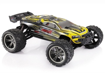 Colof 1/12 Full Proportional 2.4GHz 2WD Remote Control Off RoadMonster RC Hobby Truck 35MPH+ High Speed Radio Controlled ElectricTruggy Buggy Cars RTR(Yellow) - intl - 5