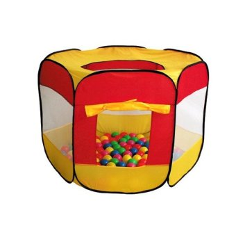 Colorful Six Side Kids Play Tent Ball Pool Tent Big Kids Tent