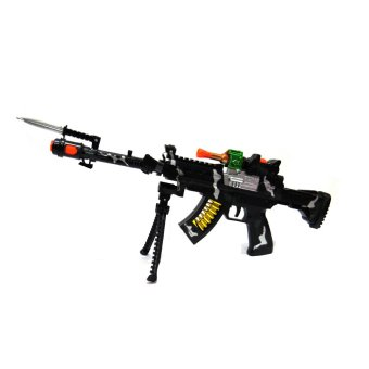 Combat Mission-Gun 55cm No:8625 (Black)