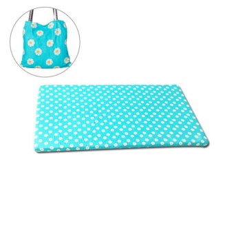 Cotton Crib Fitted Sheet For Baby Newborn Infant Cot Sheet 10Colors - intl
