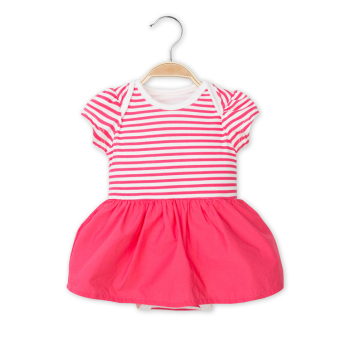 Cotton summer ha dress newborns onesie