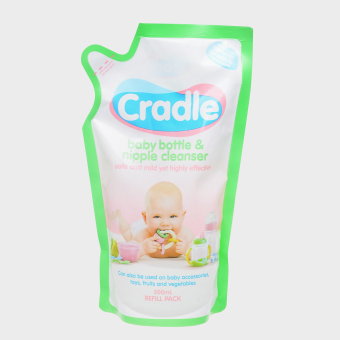 Cradle Bottle and Nipple Cleanser Doypack Price Philippines