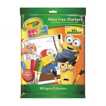 CRAYOLA Color Wonder Minions Overwrap Price Philippines