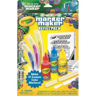 CRAYOLA Marker Maker Refill Pack Price Philippines
