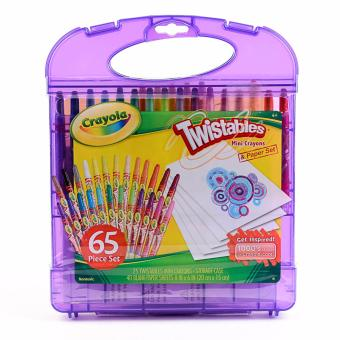 Crayola Twistable Mini Crayons and Paper Set Price Philippines