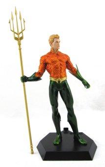 Crazy Toys Aquaman PVC Statue Figure ( Orange / Green )