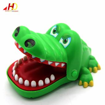 Crocodile Dentist Fun Toys Trick Game Toy Bite Finger Game Funny Novelty Crocodile Toy for Children Kids Gift
