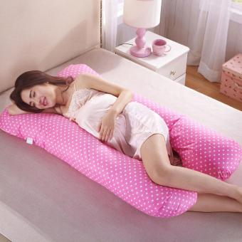 Cushion Pillow Cover Maternity Boyfriend Arm Body Sleeping Pillow Sleep - intl