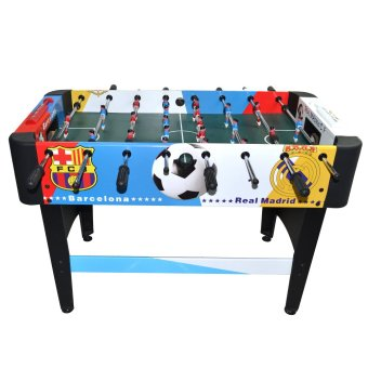 Cute Foosball Table for Adults and Kids (Soccer Game)